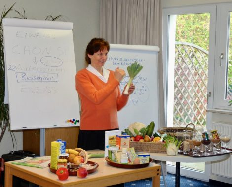 Vortrag Ernährung
